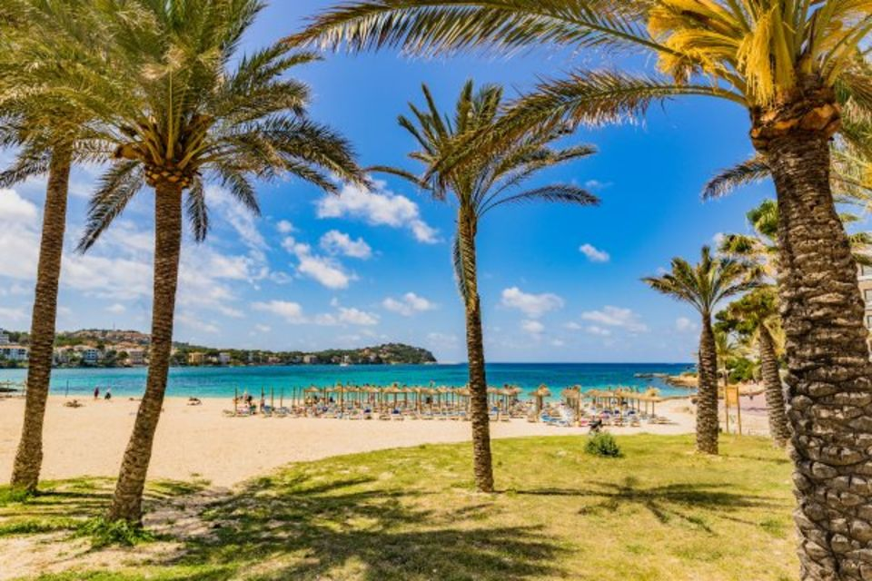 Hôtel Globales Playa Santa Ponsa (sans transport) Santa Ponsa Majorque