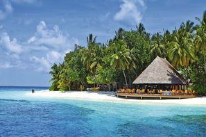 Maldives-Male, Hôtel Angsana Ihuru