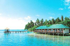 Vacances Male: Hôtel Embudu Village