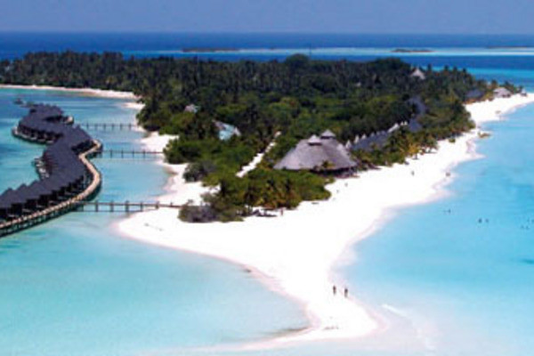 (fictif) - Hôtel Kuredu Island Resort & Spa 3* Male Maldives