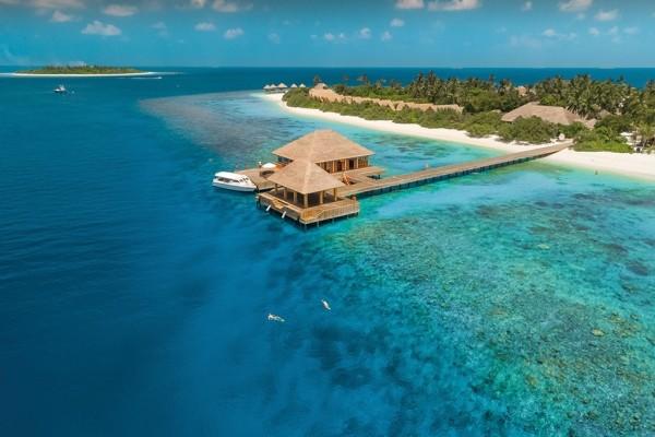 Autres - Hôtel Kudafushi Resort & Spa 5* Male Maldives