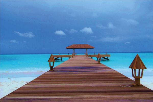 Autres - Hôtel The Barefoot Eco Hotel 3* Male Maldives