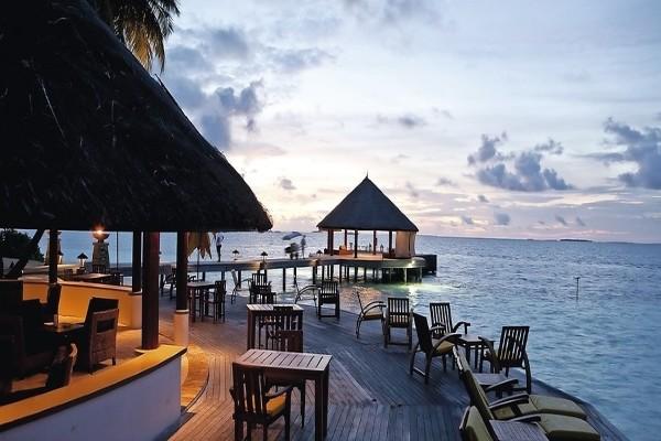 Bar - Hôtel Angsana Ihuru 5* Male Maldives