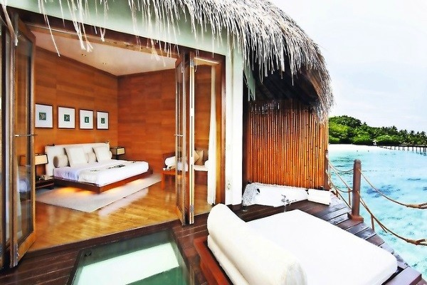 Chambre - Hôtel Aadaran Prestige Water Villas 4* Male Maldives