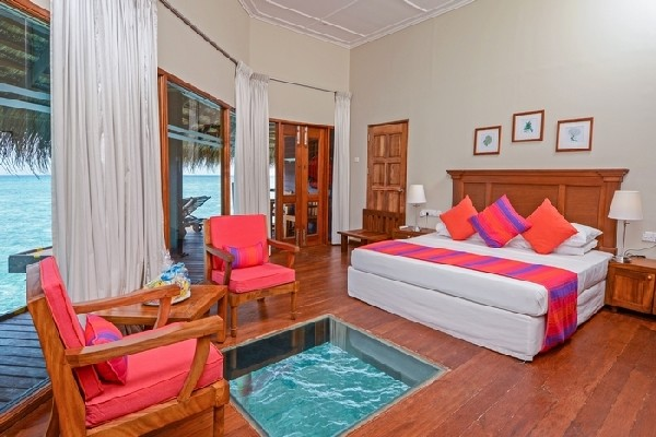Chambre - Adaaran Club Rannalhi 4* Male Maldives