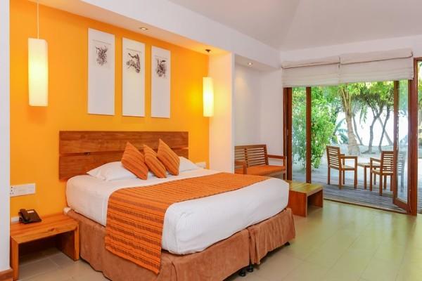 Chambre - Hôtel Adaaran Select Hudhuranfushi 4* Male Maldives