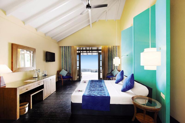 Chambre - Hôtel Adaaran Select Meedhupparu Resort 4* Male Maldives