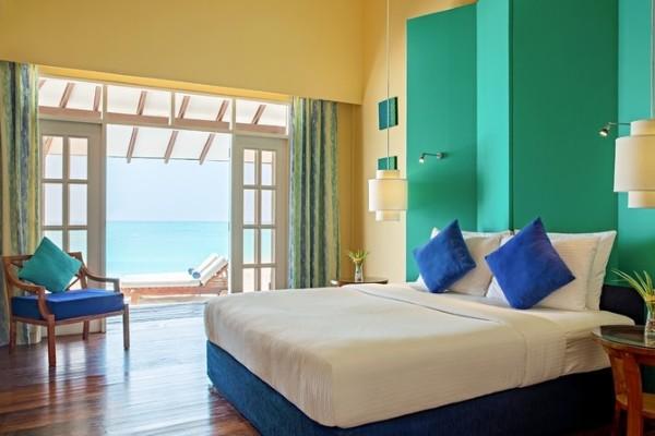 Chambre - Hôtel Adaaran Select Meedhupparu 4* Male Maldives