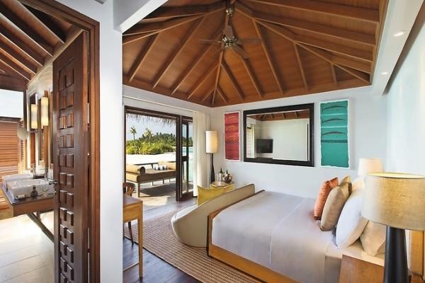 Chambre - Hôtel Anantara Veli Maldives Resort 5* Male Maldives
