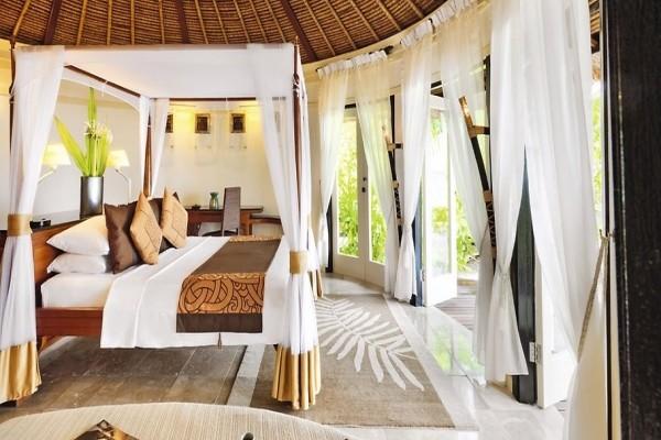 Chambre - Hôtel Banyan Tree Vabbinfaru 5* Male Maldives