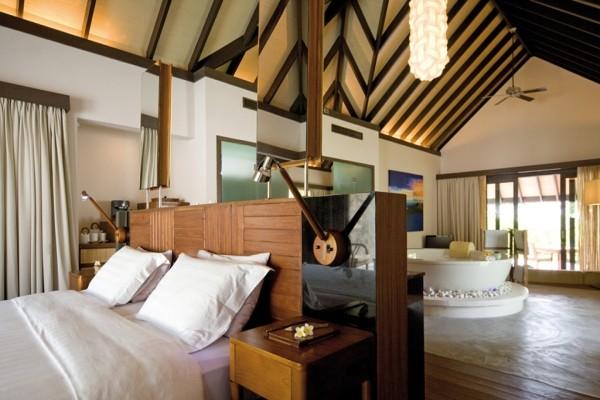 Chambre - Hôtel Coco Palm Bodu Hithi 5* Male Maldives