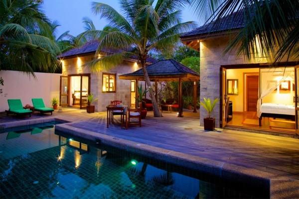 Chambre - Hôtel Coco Palm Dhuni Kolhu 4* Male Maldives