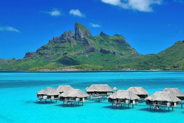 Bungalows pilotis - Conrad Maldives Rangali Island