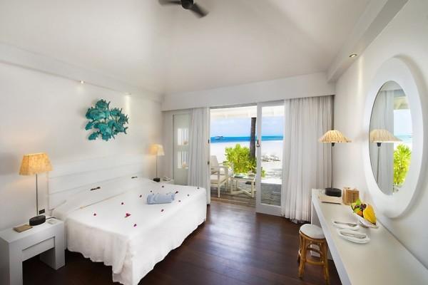 Chambre - Hôtel Diamonds Athuruga Maldives 4* Male Maldives