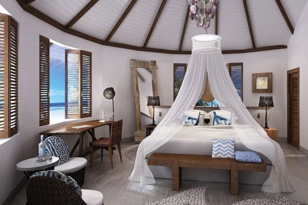 Chambre - Hôtel Drift Thelu Veliga Retreat 5* Male Maldives