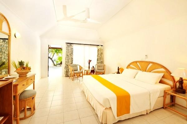 Chambre - Hôtel Holiday Island 3* Male Maldives