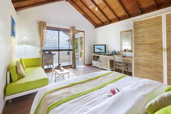 Chambre - Hôtel Innahura Maldives Resort 3* Male Maldives