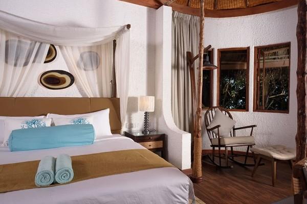 Chambre - Hôtel Makunudu Island 3* Male Maldives