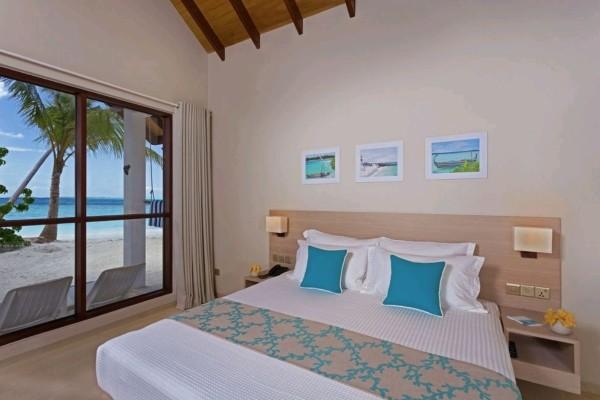 Chambre - Hôtel Malahini Kuda Bandos Resort 4* Male Maldives