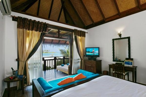 Chambre - Hôtel Olhuveli Beach Resort & Spa 4* Male Maldives
