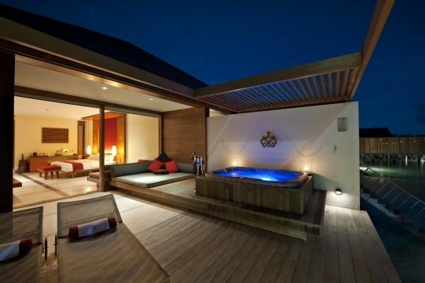 Chambre - Paradise Island Resort - Water Villa 5* Male Maldives