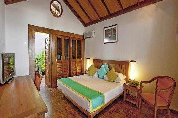 Chambre - Hôtel Reethi Beach Resort 4* Male Maldives
