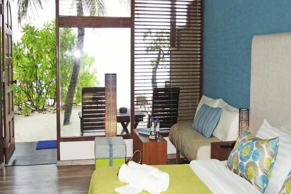Chambre - Hôtel Smartline Eriyadu 3* Male Maldives