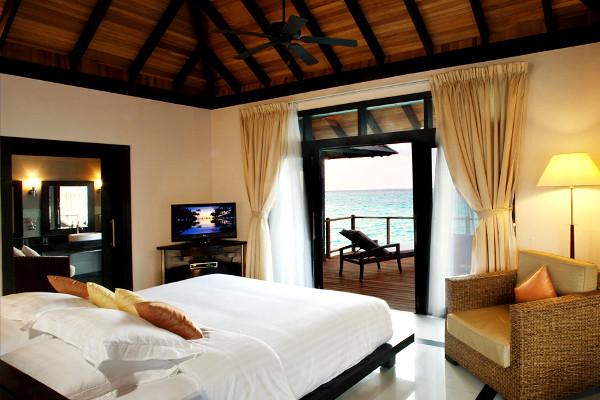 Chambre - Hôtel Sun Siyam Iru Fushi Resort & Spa 5* Male Maldives