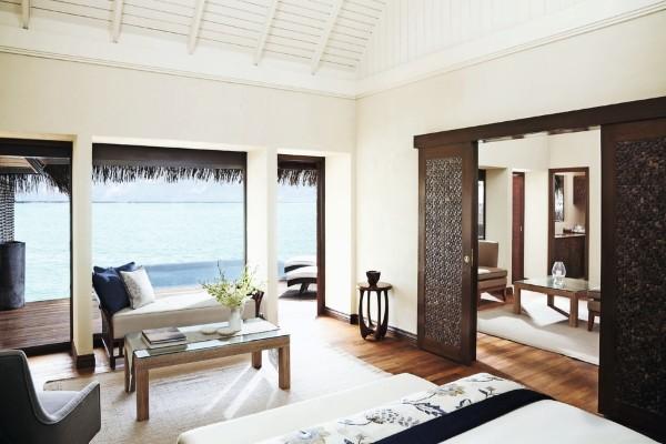 Chambre - Hôtel Taj Exotica Resort & Spa 5* Male Maldives