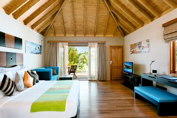 Chambre - Hôtel Veligandu Island Resort & Spa 5* Male Maldives