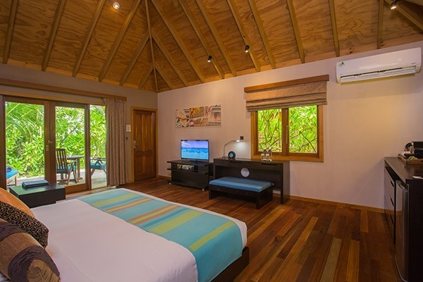 Chambre - Hôtel Veligandu Island Resort & Spa 4* Male Maldives