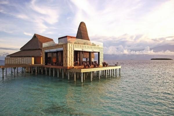 Facade - Hôtel Anantarah Kihavah Villas 5* Male Maldives