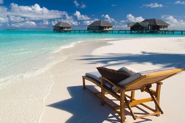 Pilotis - Conrad Maldives Rangali Island