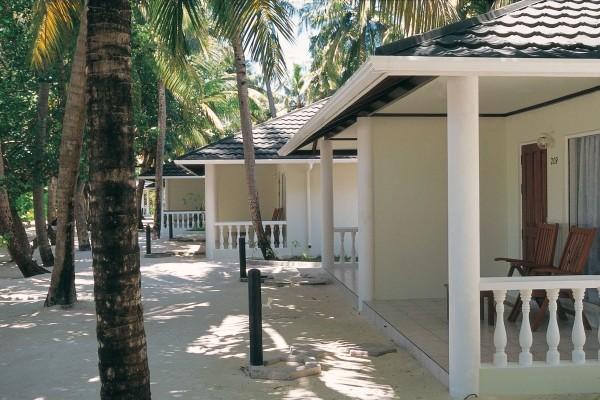 Facade - Hôtel Holiday Island 3* Male Maldives