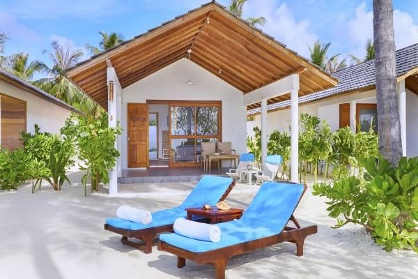 Facade - Hôtel Innahura Maldives Resort 3* Male Maldives