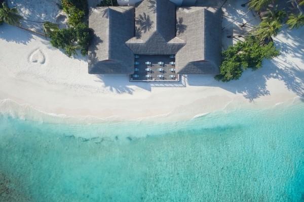 Facade - Malahini Kuda Bandos Resort 4* Male Maldives