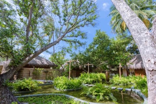 Facade - Hôtel Malahini Kuda Bandos Resort 4* Male Maldives