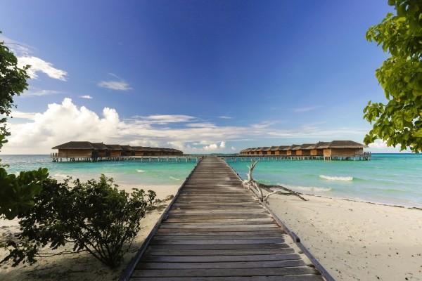 Facade - Medhufushi Island Resort 4* Male Maldives