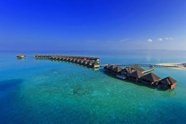 Facade - Hôtel Velassaru Maldives 5* Male Maldives