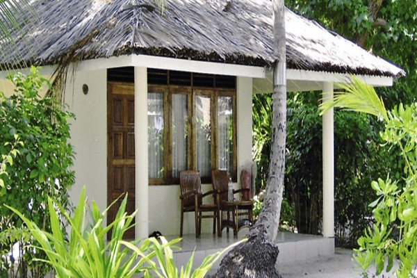 Facade - Hôtel Vilamendhoo Island Resort & Spa 4* Male Maldives