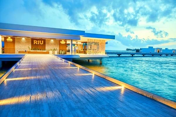 Hall - Hôtel Riu Palace Maldivas 5* Male Maldives