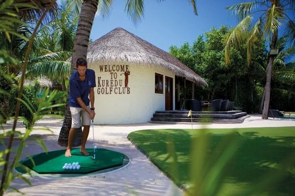 hôtel - loisirs - Hôtel Kuredu Island Resort & Spa 3* Male Maldives