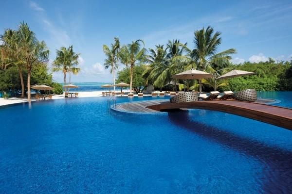 Piscine - Hôtel Hideaway Beach Resort & Spa 5* Male Maldives