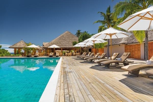 Piscine - Hôtel Kudafushi Resort & Spa 5* Male Maldives
