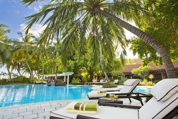 Piscine - Kurumba Maldives 5* Male Maldives