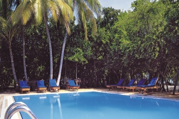 Piscine - Hôtel Reethi Beach Resort 4* Male Maldives