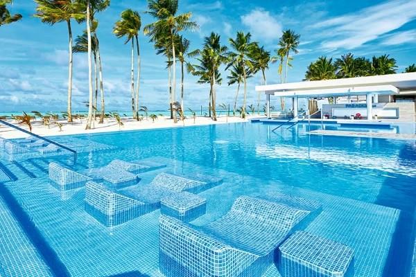 Piscine - Hôtel Riu Palace Maldivas 5* Male Maldives