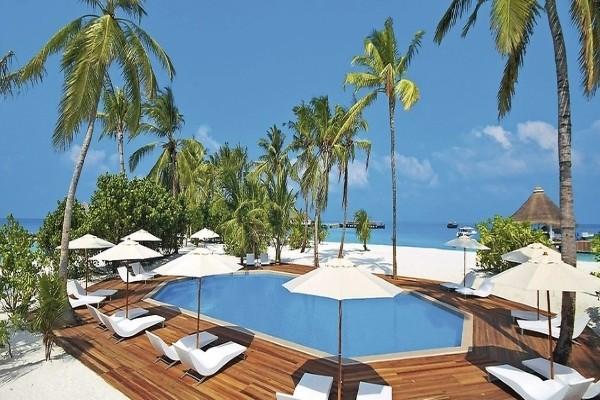 Piscine - Hôtel SAFARI ISLAND RESORT 4* Male Maldives