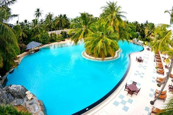 Piscine - Sun Island Resort 5* Male Maldives