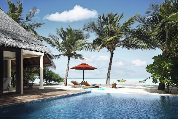 Piscine - Hôtel Taj Exotica Resort & Spa 5* Male Maldives